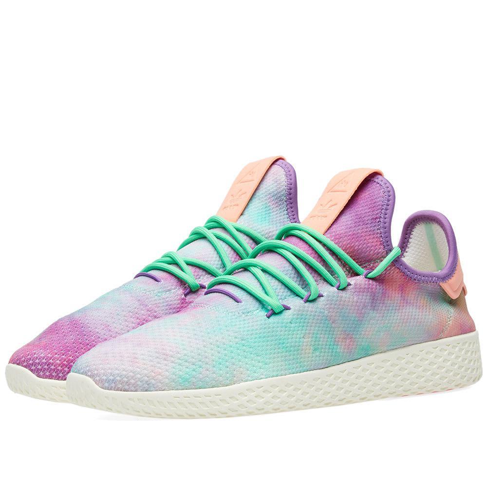 795d7ec59ec40 Lyst - adidas X Pharrell Williams Hu Tennis Hu  holi Powder Dye  for Men