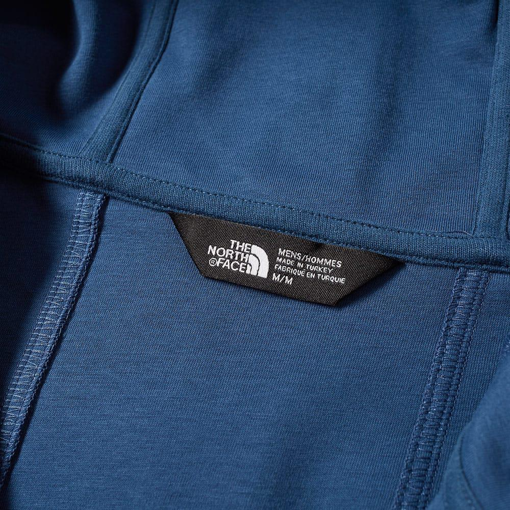 5da9217232d Lyst - The North Face Fine Full Zip Box Hoody in Blue for Men
