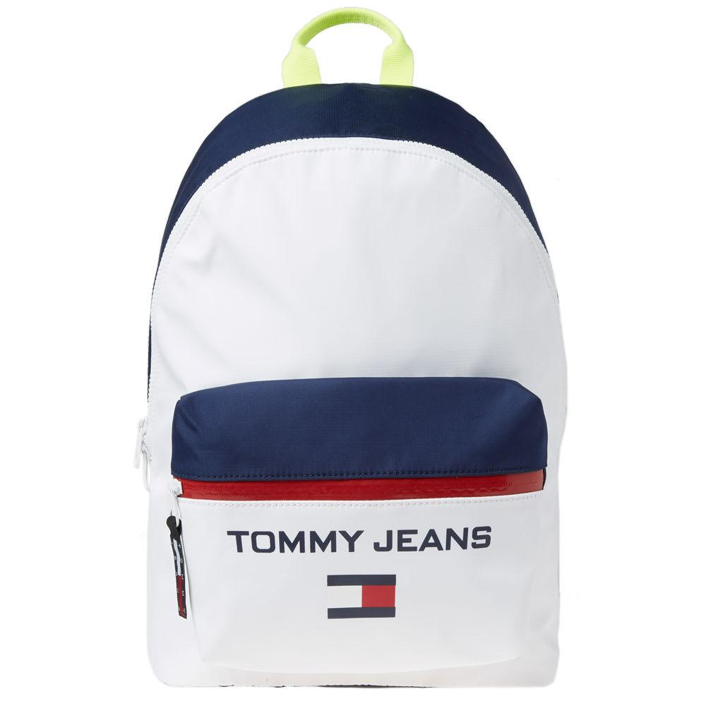 Tommy Hilfiger 5.0 90s Sailing Corporate Backpack in White for Men ... c201108bc22a6