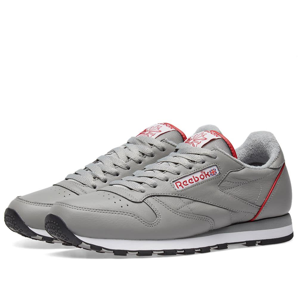 a88b41ed905454 Reebok Classic Leather Archive Pack in Gray for Men - Lyst