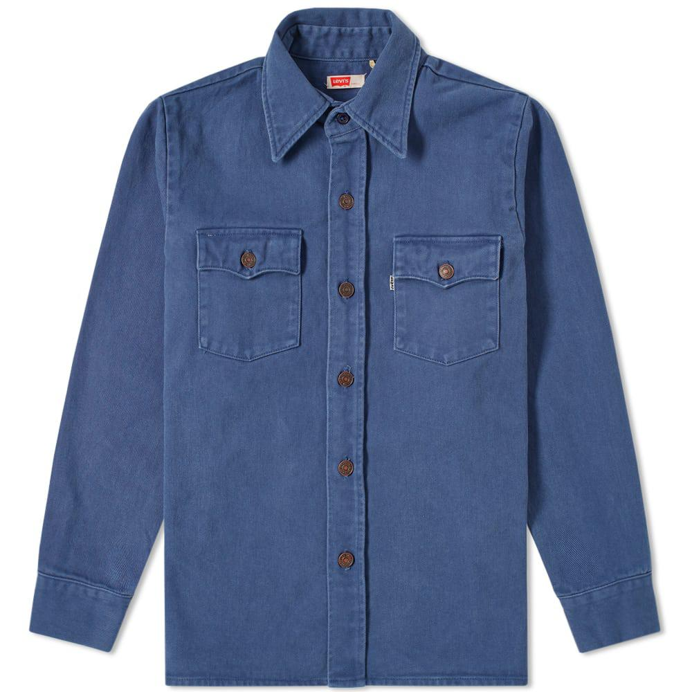 e036e9195e Levi s Levi s Vintage Clothing Shirt Jacket in Blue for Men - Lyst