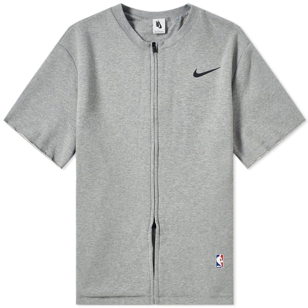 official photos e0dc6 6e5ff Nike X Fear Of God Nrg Warm Up Top in Gray for Men - Lyst