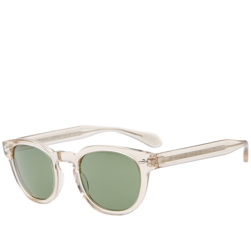 23ea83bfb0a Lyst - Oliver Peoples Sheldrake Sunglasses for Men