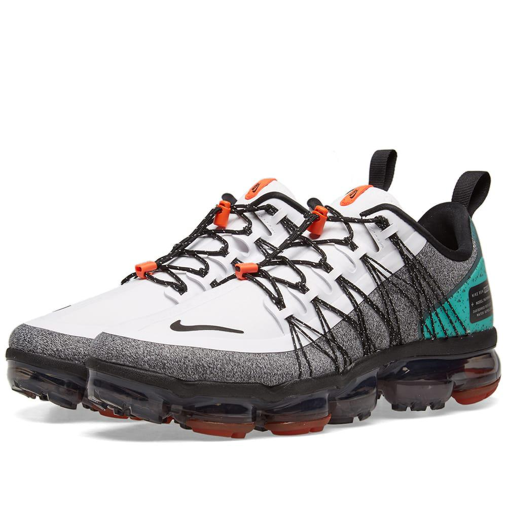 low priced 5fdda 128a5 Nike Air Vapormax Run Utility Nrg in White for Men - Save 31 ...