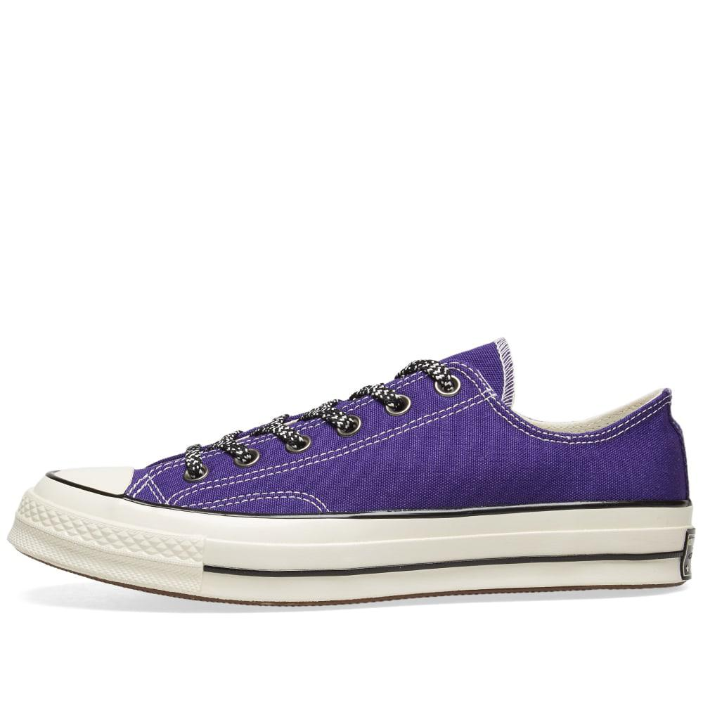 1617647d77b8 Converse - Purple Chuck Taylor 1970s Ox Vintage Canvas Mountaineering for  Men - Lyst. View fullscreen