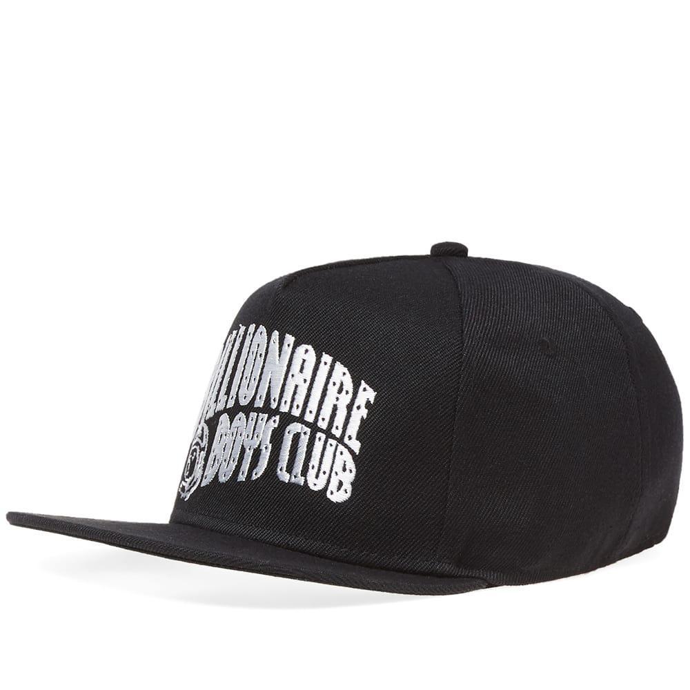 d4a32dc228c Lyst - BBCICECREAM Arch Logo Cap in Black for Men