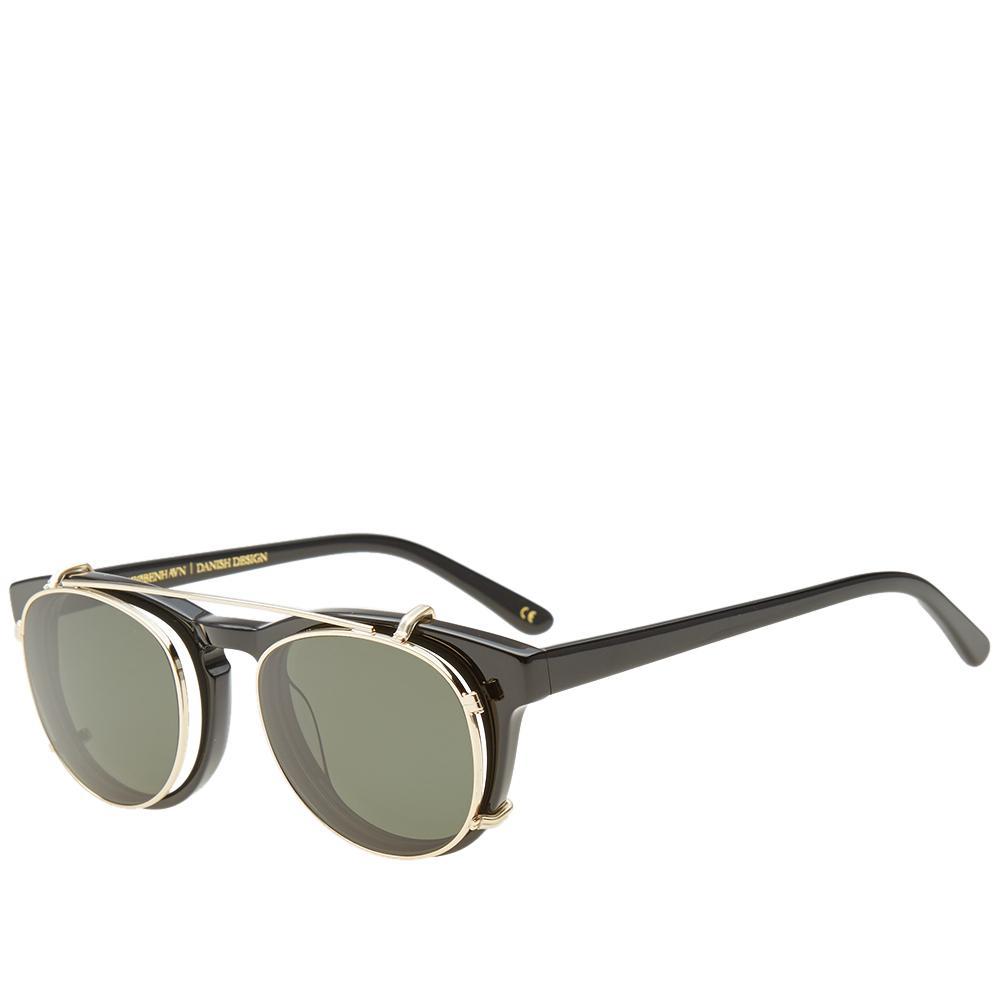 newest online factory outlet cheap online Read more Black Matte Uncle Sunglasses 9bGBZhkm7O