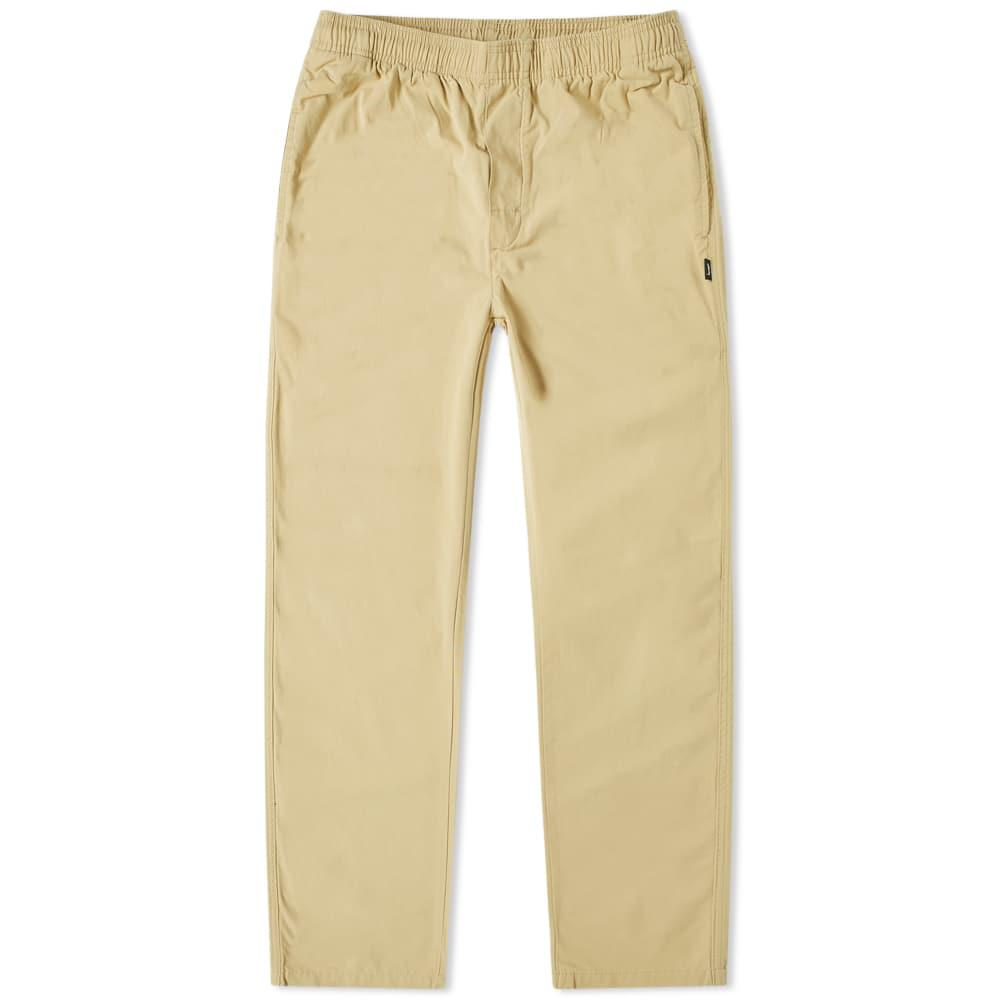 536ae1b008 ... Stussy - Brown Brushed Beach Pant for Men - Lyst. Visit END. Tap to  visit site