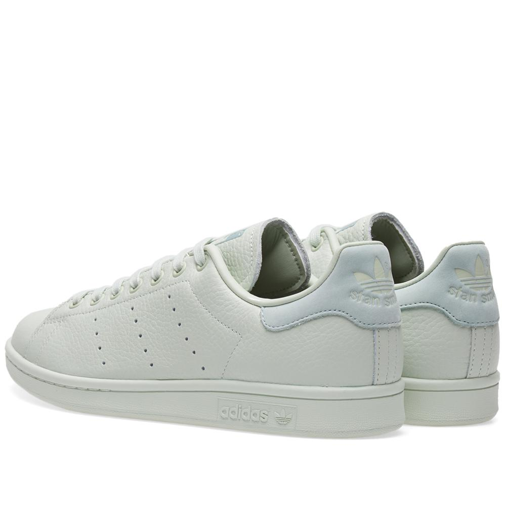 Adidas Originali Stan Smith In Verde Per Gli Uomini Lyst