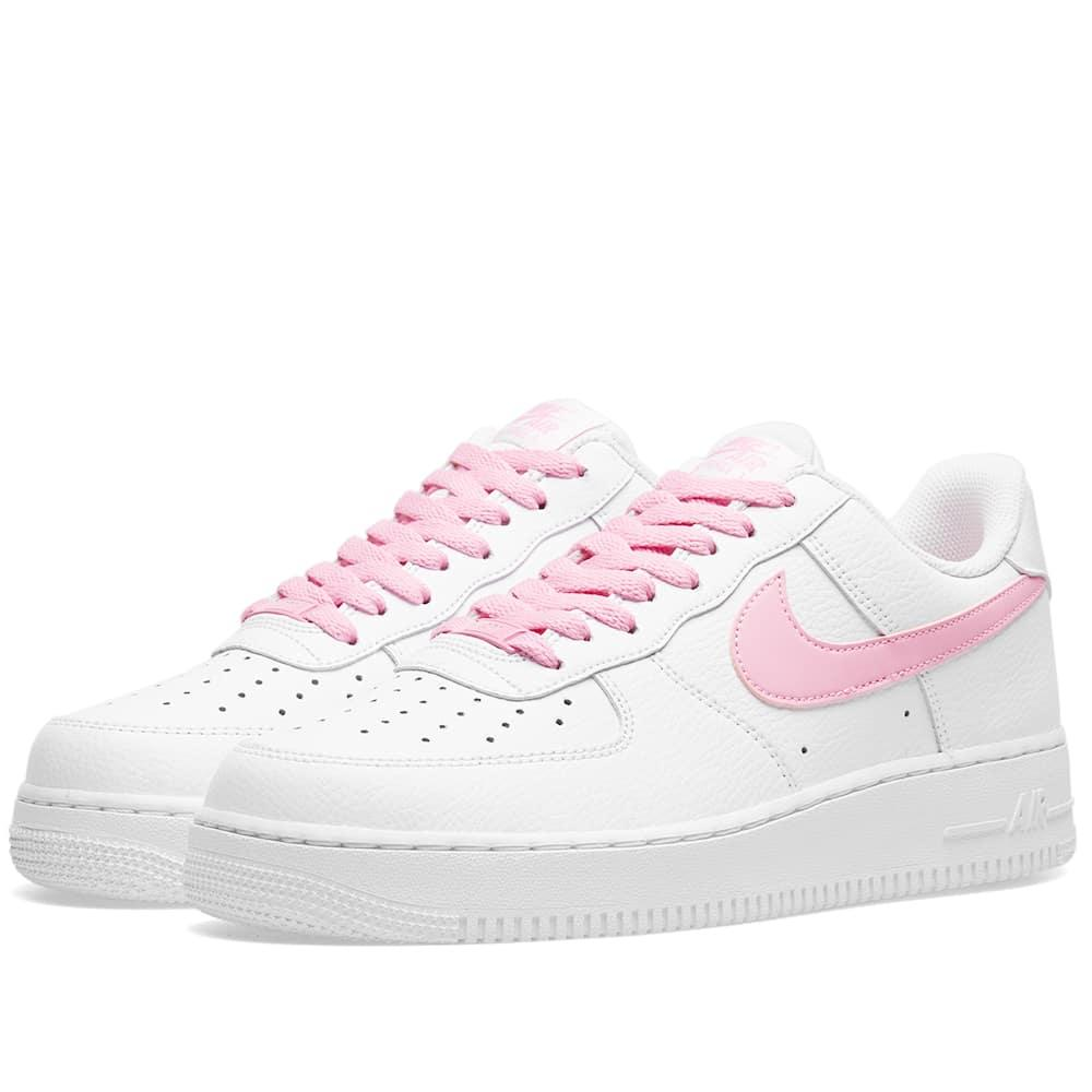 timeless design 46635 a2011 Nike. Women s White Air Force 1  07 W