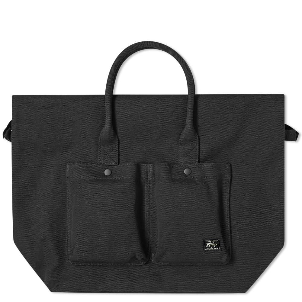 471de3334348 Lyst - Head Porter Banff Large Tote Bag in Black for Men
