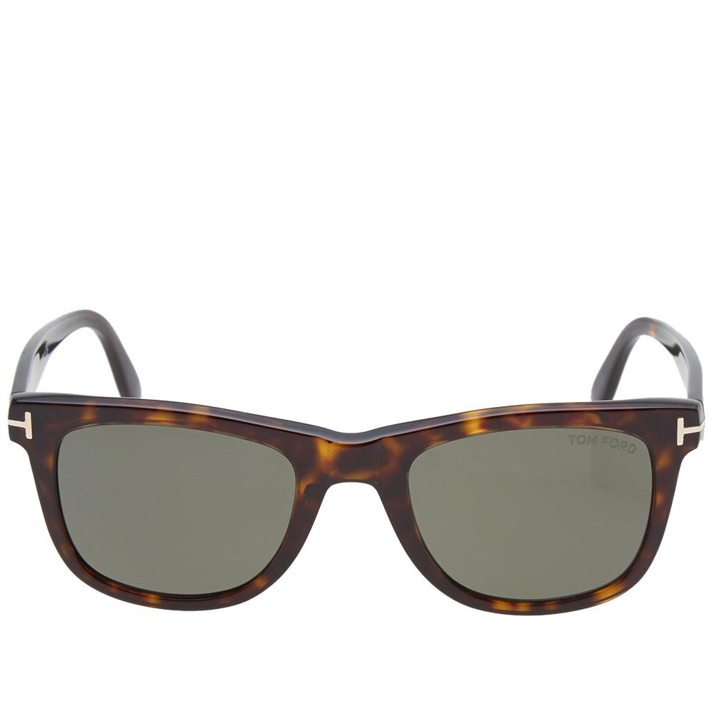 8a70a1527b7d ... Brown Tom Ford Ft0336 Leo Sunglasses for Men - Lyst. View fullscreen