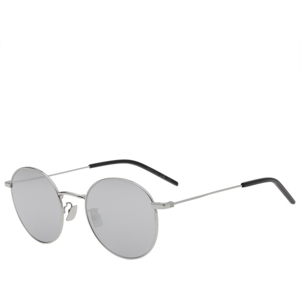 6beb441909 Lyst - Saint Laurent Sl 250 Sunglasses in Metallic for Men