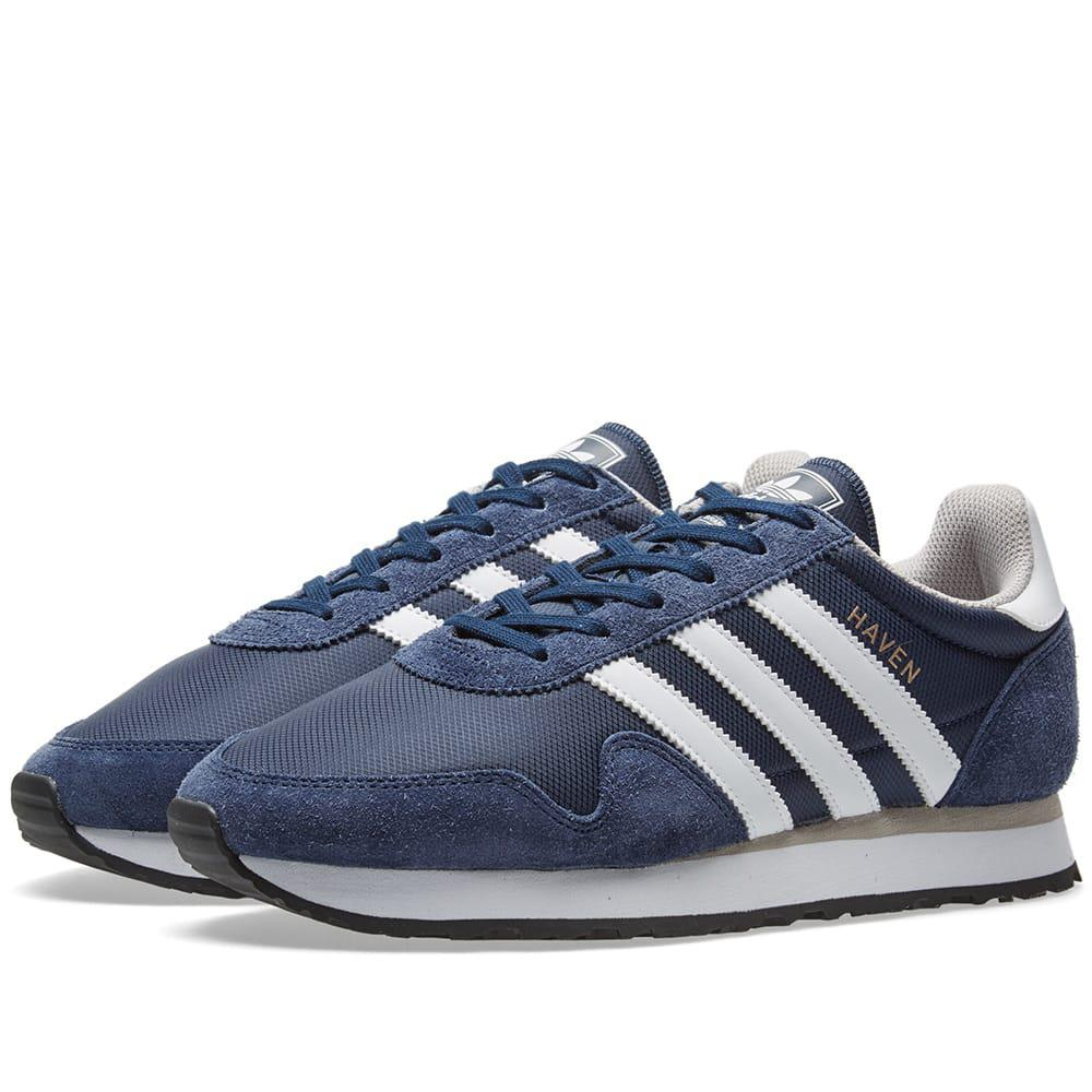 Lyst - Adidas Haven in Blue for Men