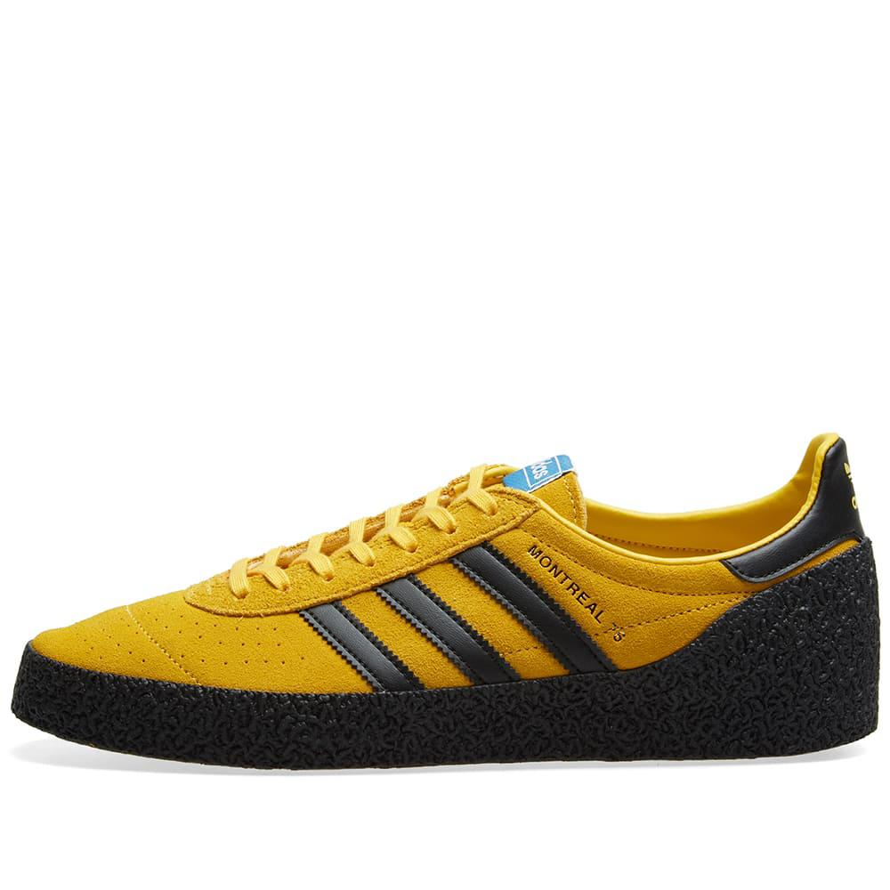 pretty nice 54f01 2624f adidas Originals Adidas Montreal 76 in Yellow for Men - Lyst