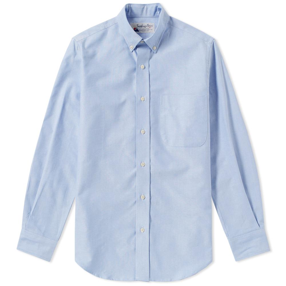 Gitman Brothers Vintage Santiago Shirt By Oxford Shirt In