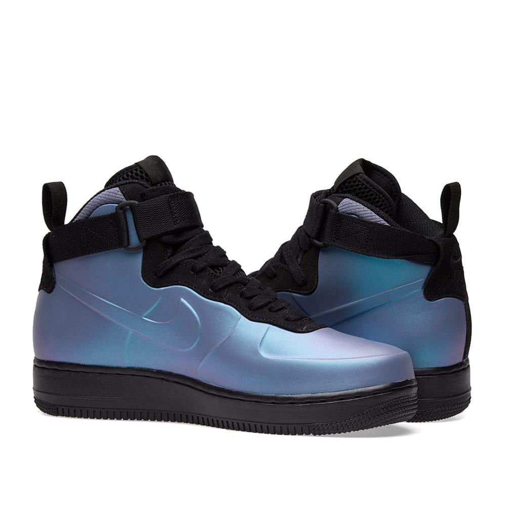 a30136dd623 Lyst - Nike Air Force 1 Foamposite Cup in Blue for Men