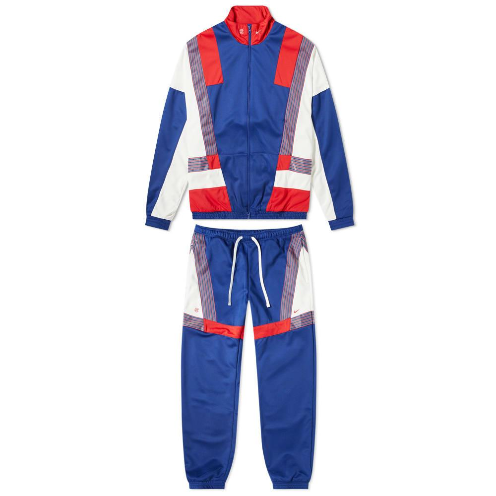eca6ee7bf49 Nike X Clot A20 Tracksuit in Blue for Men - Lyst
