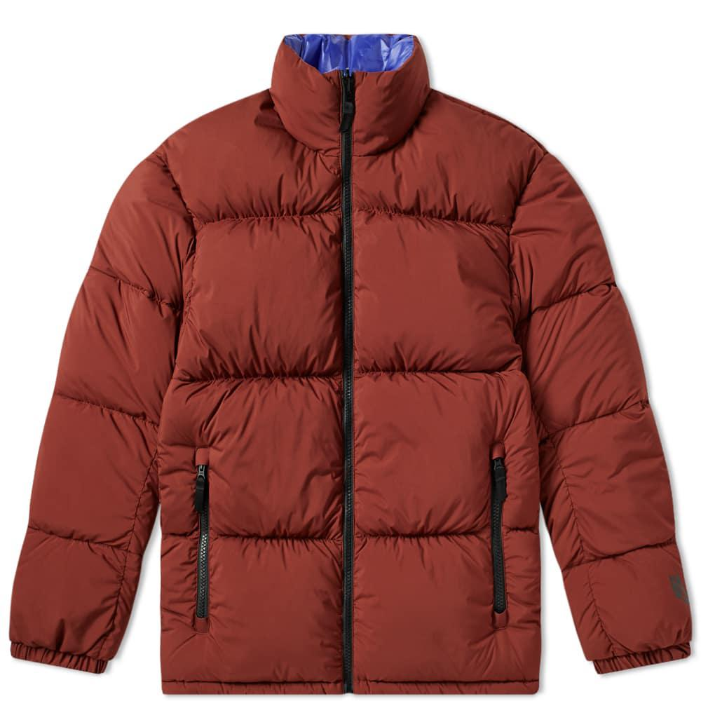 944574a8042c Nike Nrg Puffer Jacket in Red for Men - Lyst
