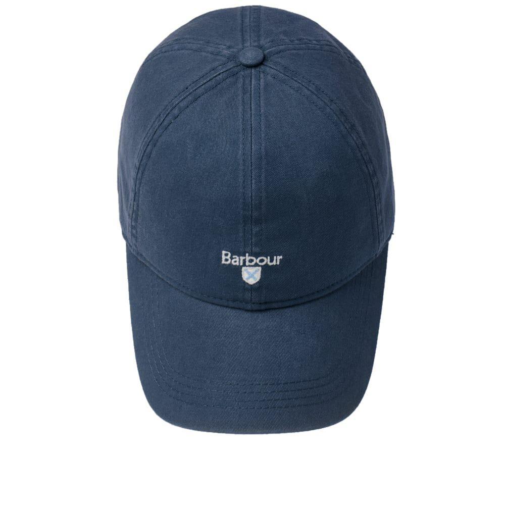 4e37db7068b Barbour - Blue Cascade Sports Cap for Men - Lyst. View fullscreen