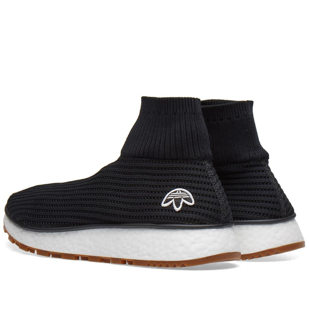 c0246c7e3e071 Lyst - Alexander Wang Adidas Originals By Alexander Wang Run Clean ...