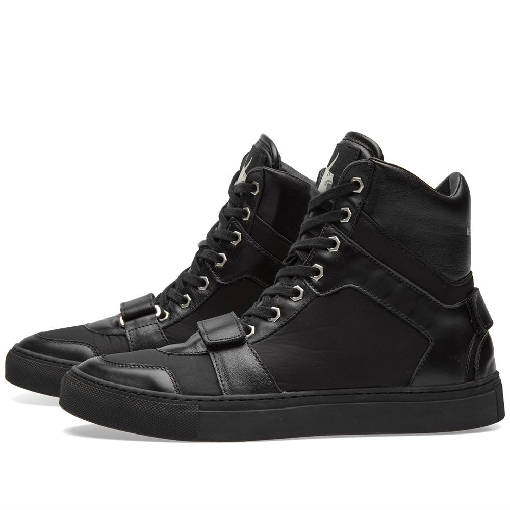 Lyst - Helmut Lang X Travis Scott High Top Sneaker in Black for Men 20f8f1cd4