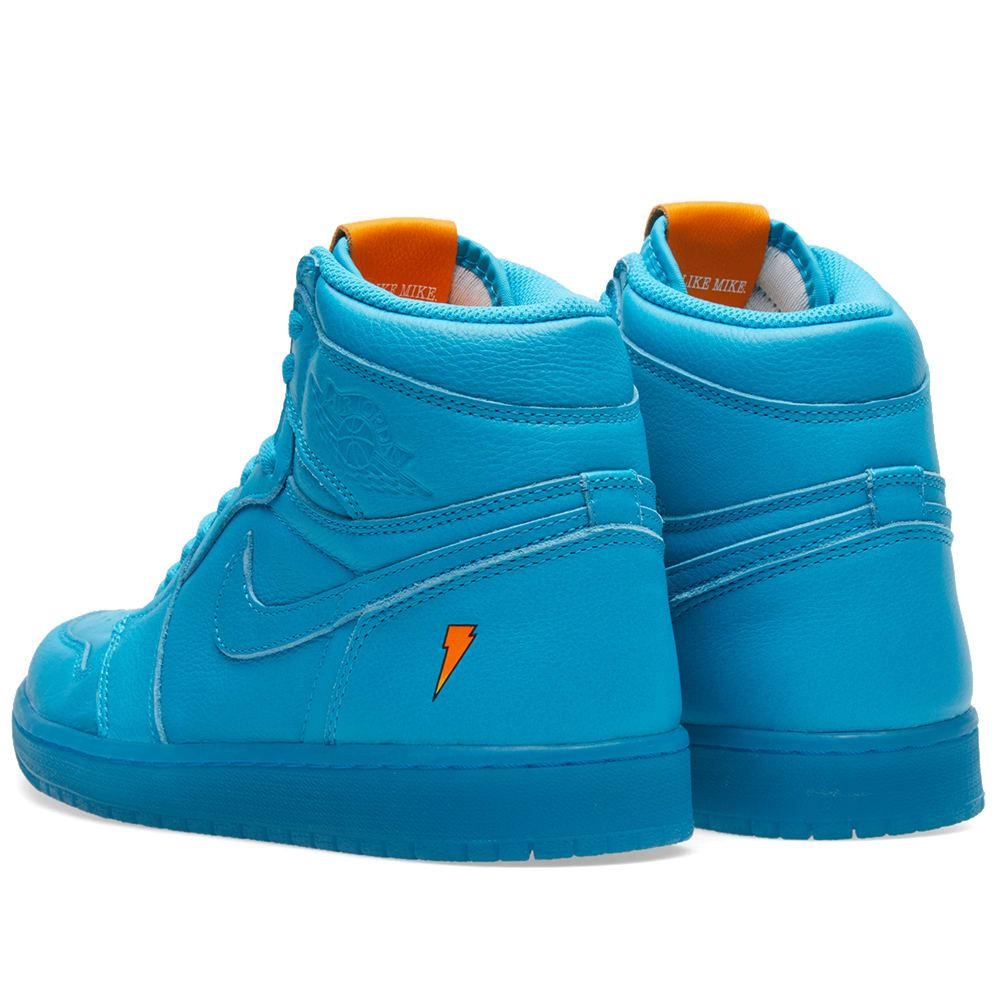 0a6c4cff4 Lyst - Nike Nike Air Jordan 1 Retro Og  gatorade  in Blue for Men