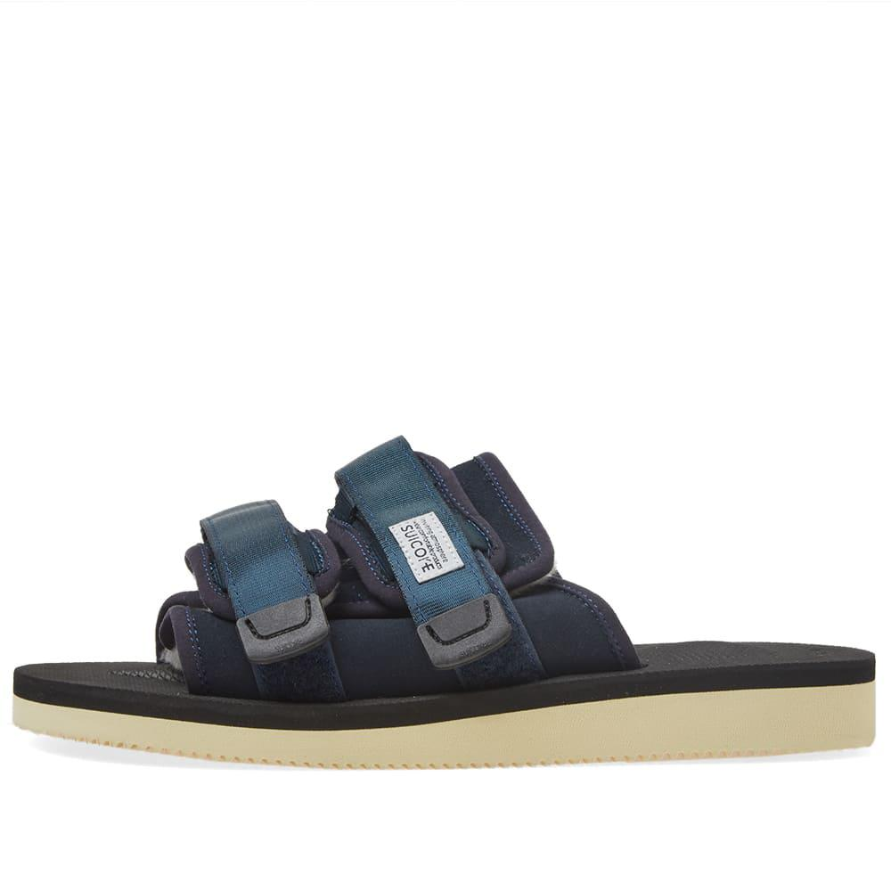 ba01bcbbfb40 Suicoke Moto-mab in Blue for Men - Save 34.41558441558442% - Lyst
