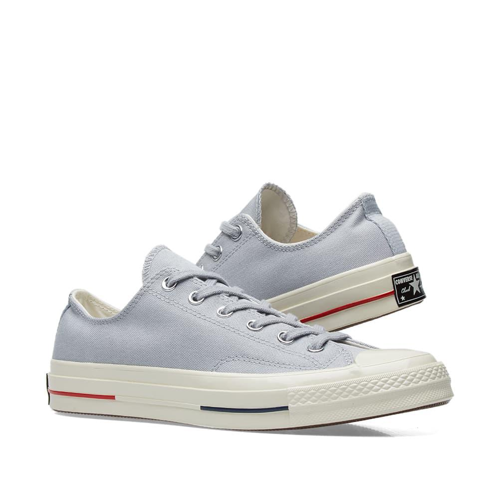 8654bb08d18 Converse Chuck 70  heritage Court  in Gray for Men - Lyst