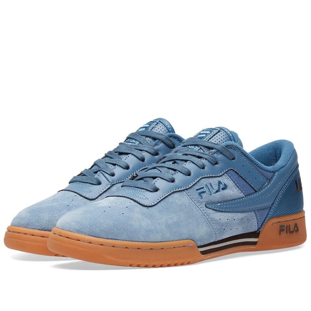 Liam Hodges x Fila Original Fitness sneakers - Blue Liam Hodges 7jraTcvs