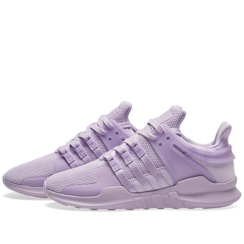 new styles 49f70 0c236 Lyst - adidas Eqt Support Adv W in Purple