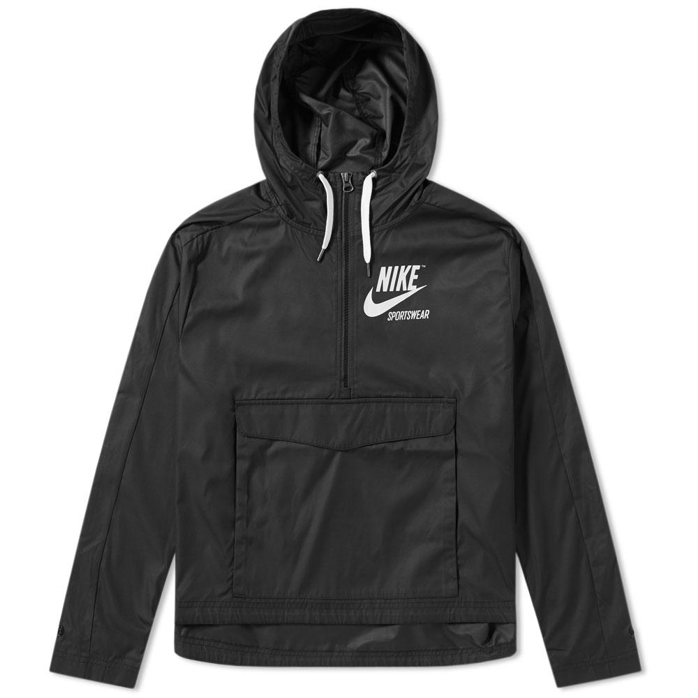4062b36449ad Lyst - Nike Archive Pullover Jacket W in Black for Men
