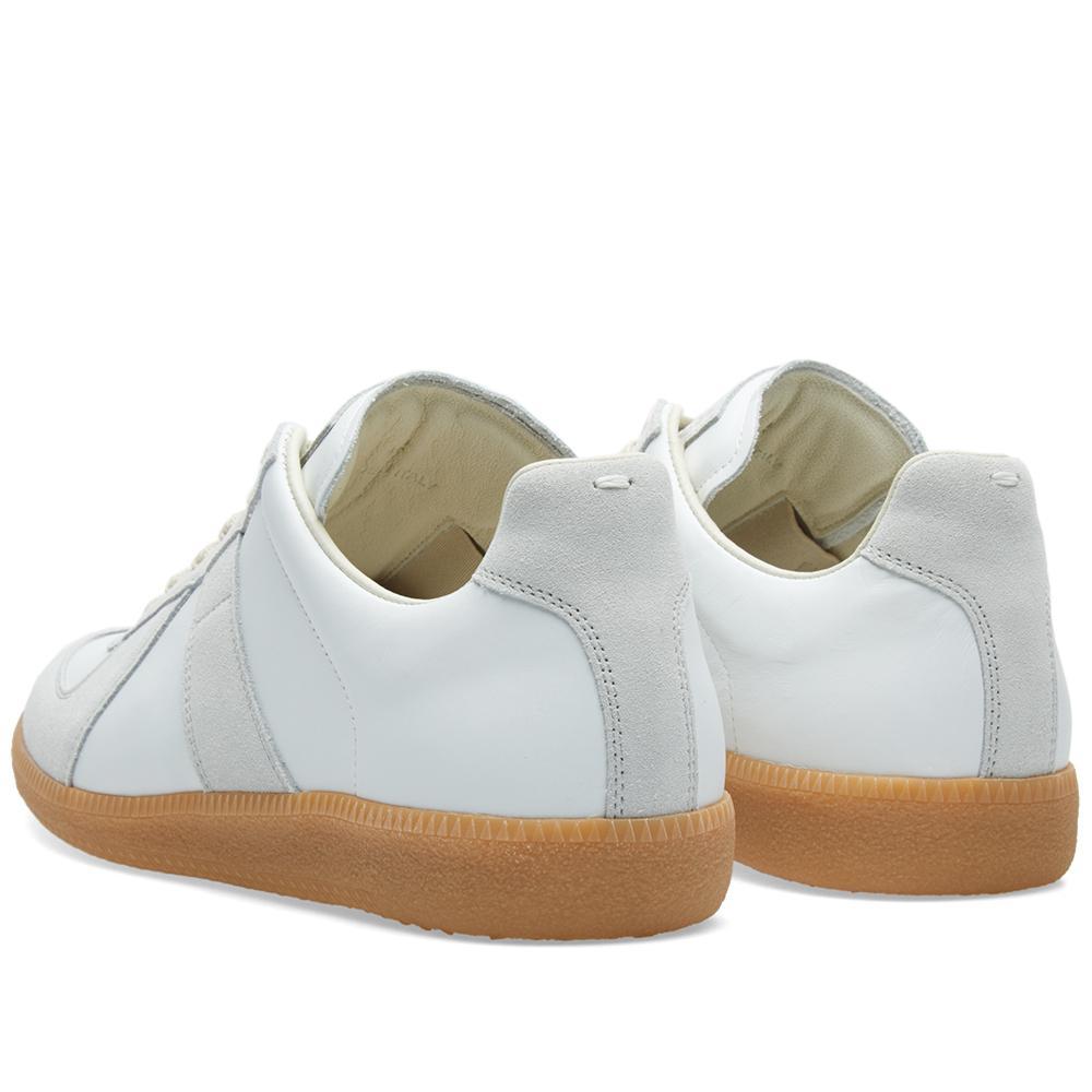 Maison Margiela 22 Replica Low Sneaker in White - Lyst