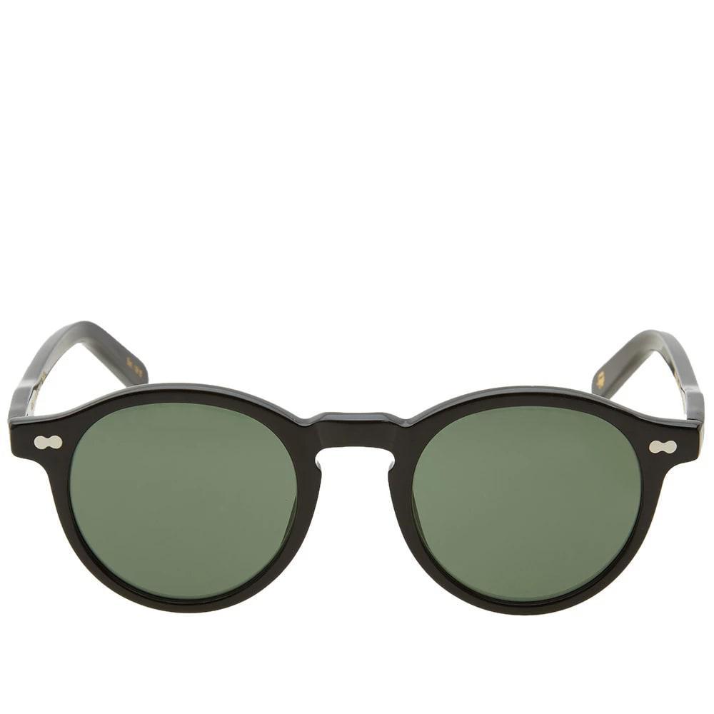 11acbe2e8119 Moscot - Black Miltzen Sunglasses for Men - Lyst. View fullscreen