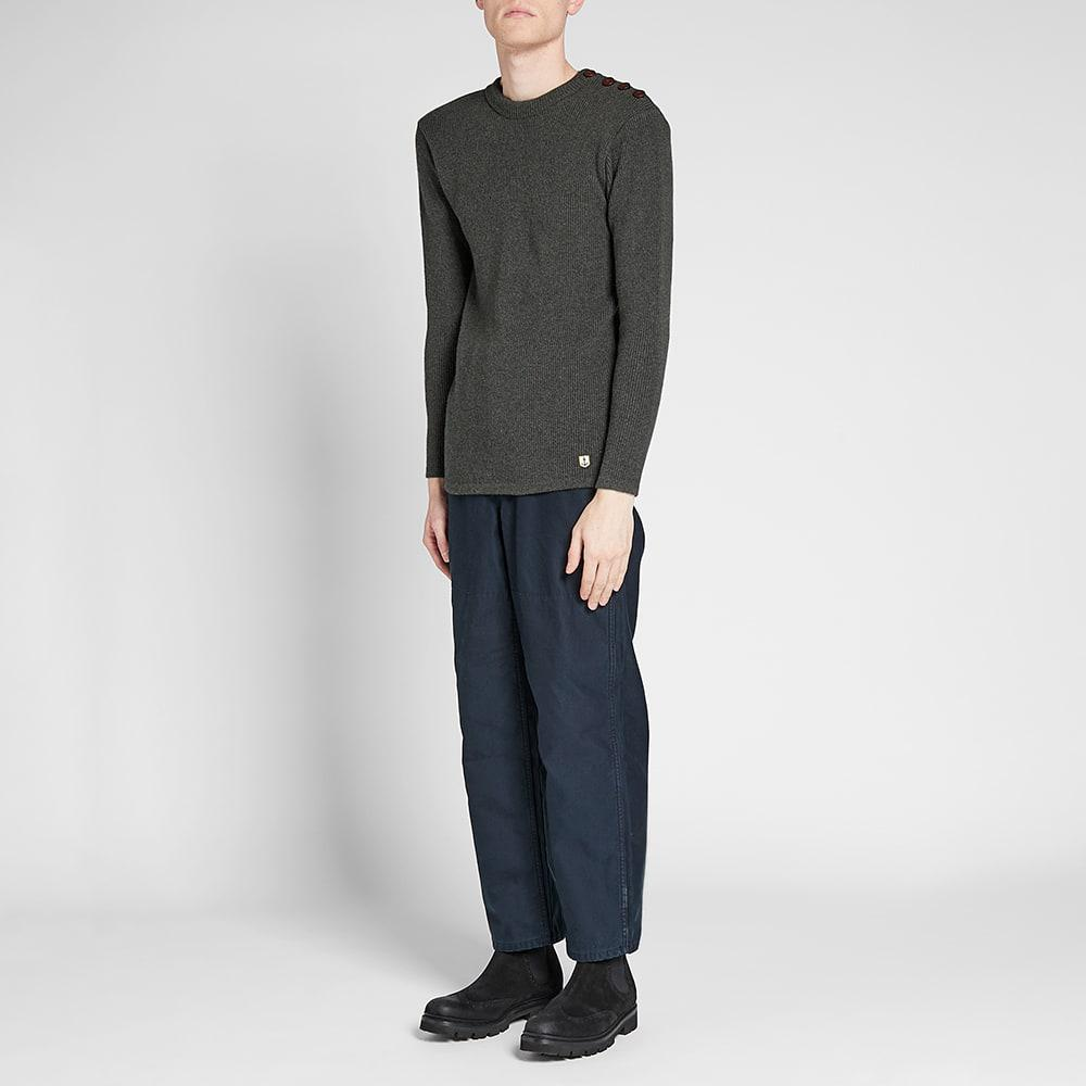 c39e13723e2808 Lyst - Nigel Cabourn Lybro Basic Military Pant in Blue for Men