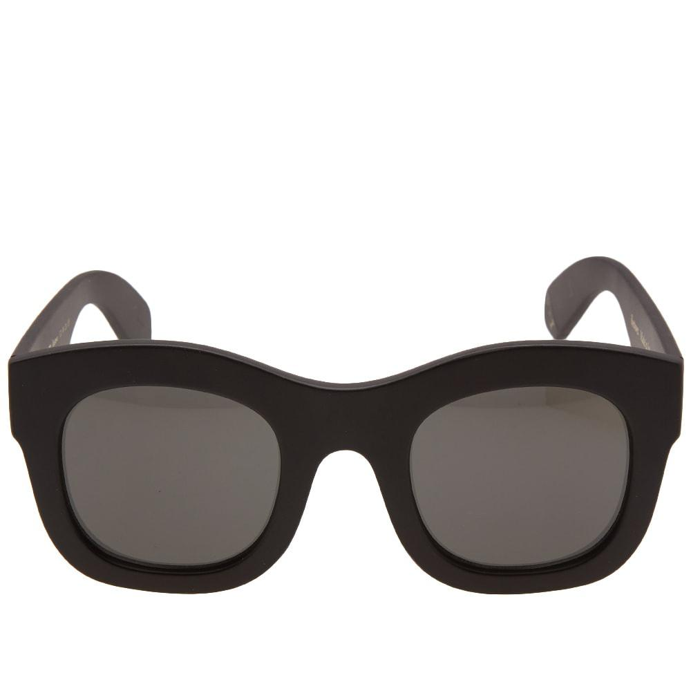 a073a5f1f4 Lyst - Illesteva X N.e.r.d Oversized Sunglasses in Black for Men