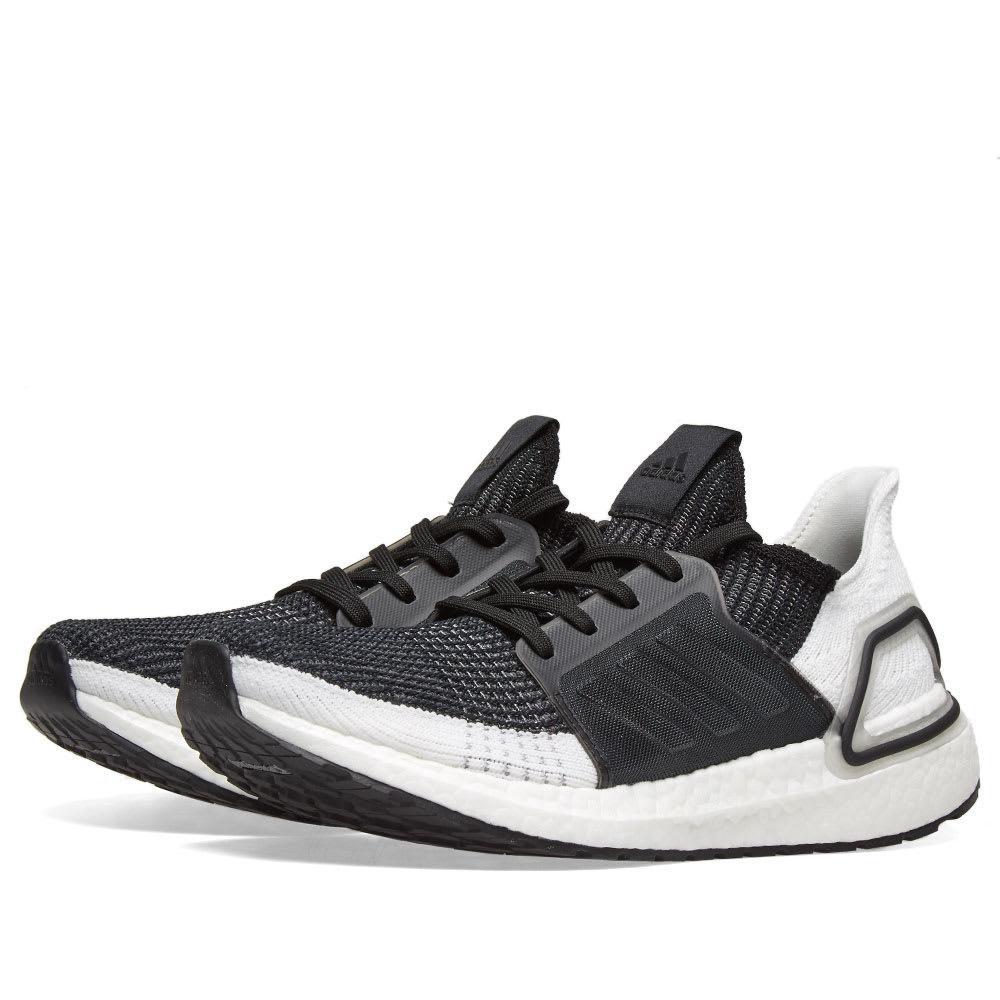 3e5b9b5afeff4 adidas Ultra Boost 19 in Black for Men - Lyst