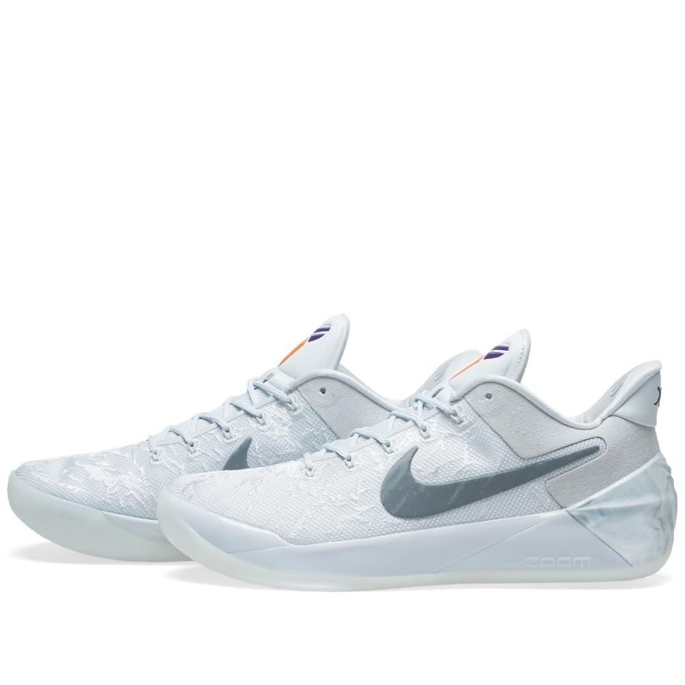 58ae2210f9be Nike Kobe A.d.  city Of Compton  in White for Men - Lyst