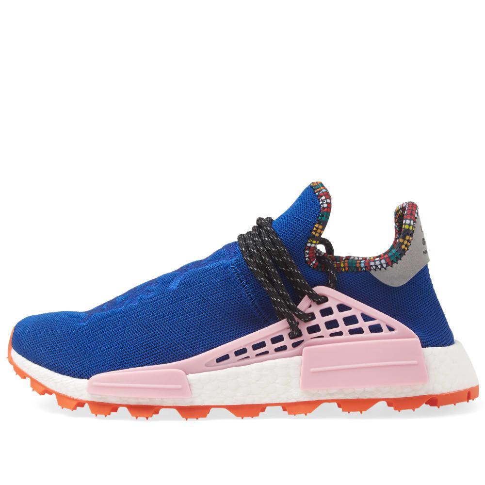 769535a49 adidas Originals Adidas By Pharrell Williams Solarhu Nmd in Blue for ...