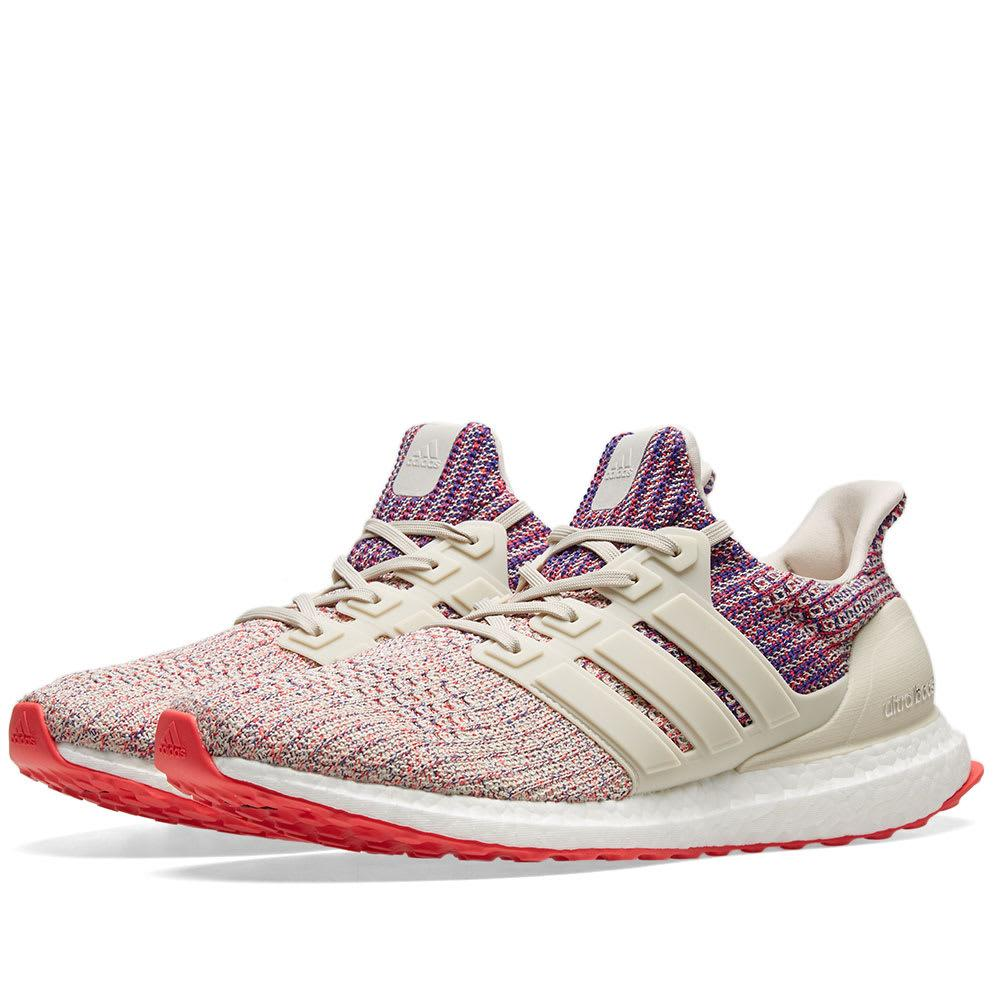 847e00e6163fa Lyst - adidas Ultra Boost W in Pink