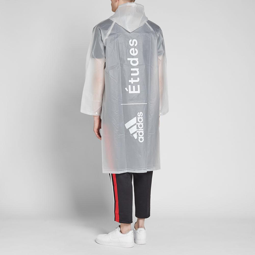 939efe20c78 Lyst - adidas Originals X Études Rain Cape in Gray for Men