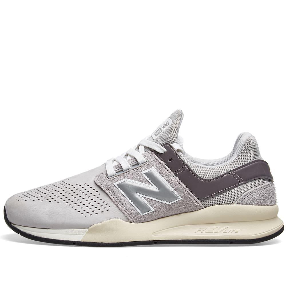 reputable site bd939 1f6be New Balance - Gray Ms247gy Og for Men - Lyst. View fullscreen
