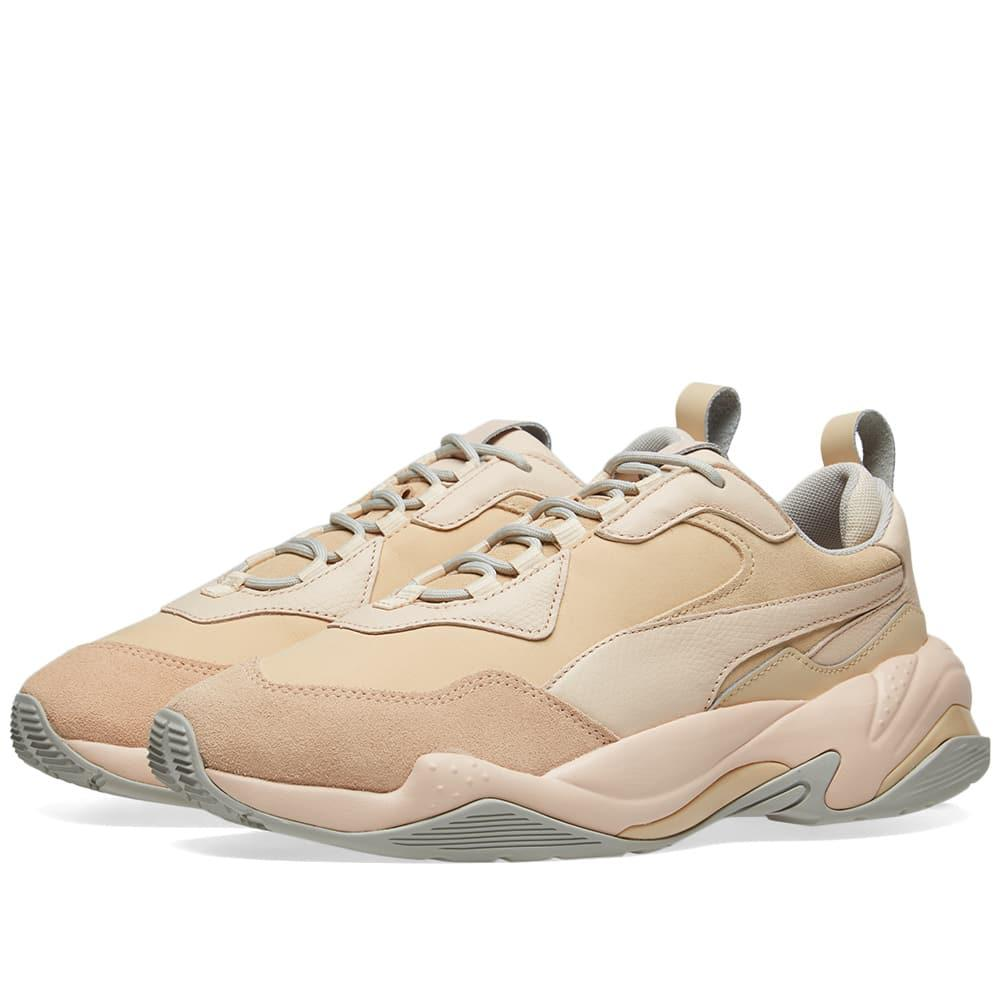 PUMA Thunder Desert Sneakers in Natural - Save 56% - Lyst 960a359d7