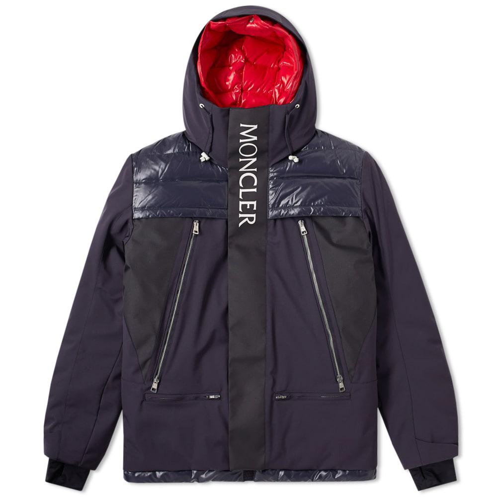 707a014e2ed9 Lyst - Moncler x Kith Parrachee Jacket in Blue for Men