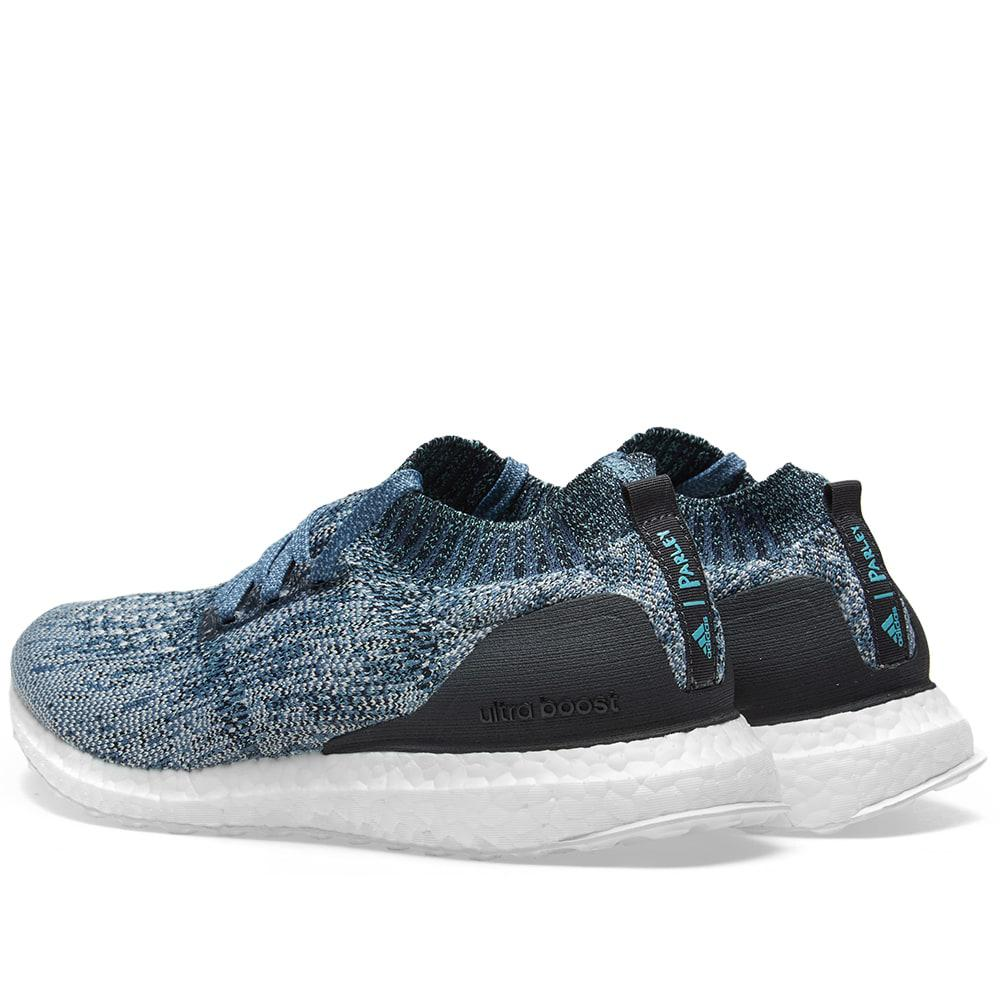 1091d651c Adidas - Blue Ultra Boost Uncaged Parley for Men - Lyst. View fullscreen