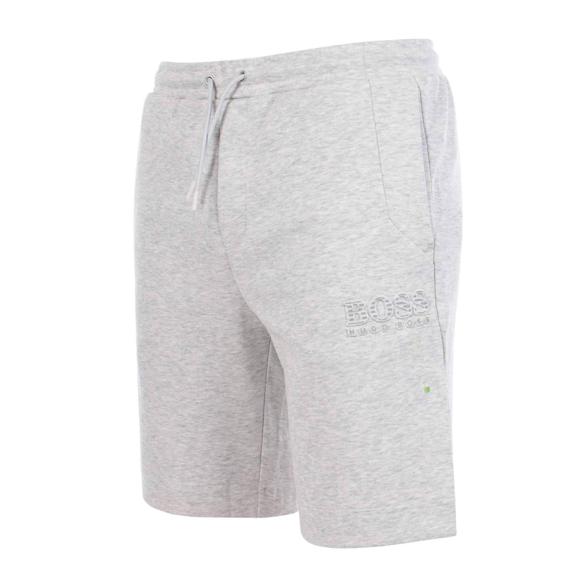 da5b952f5 BOSS Athleisure Headlo Shorts in Gray for Men - Lyst