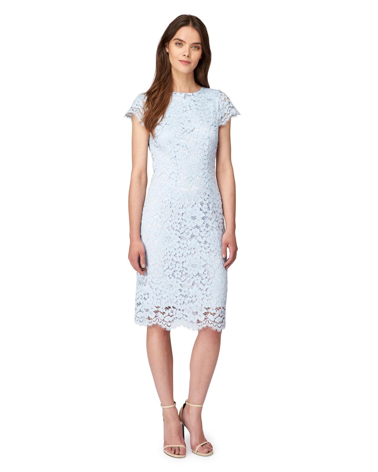 Erin Fetherston Lucienne Dress In Blue Lyst