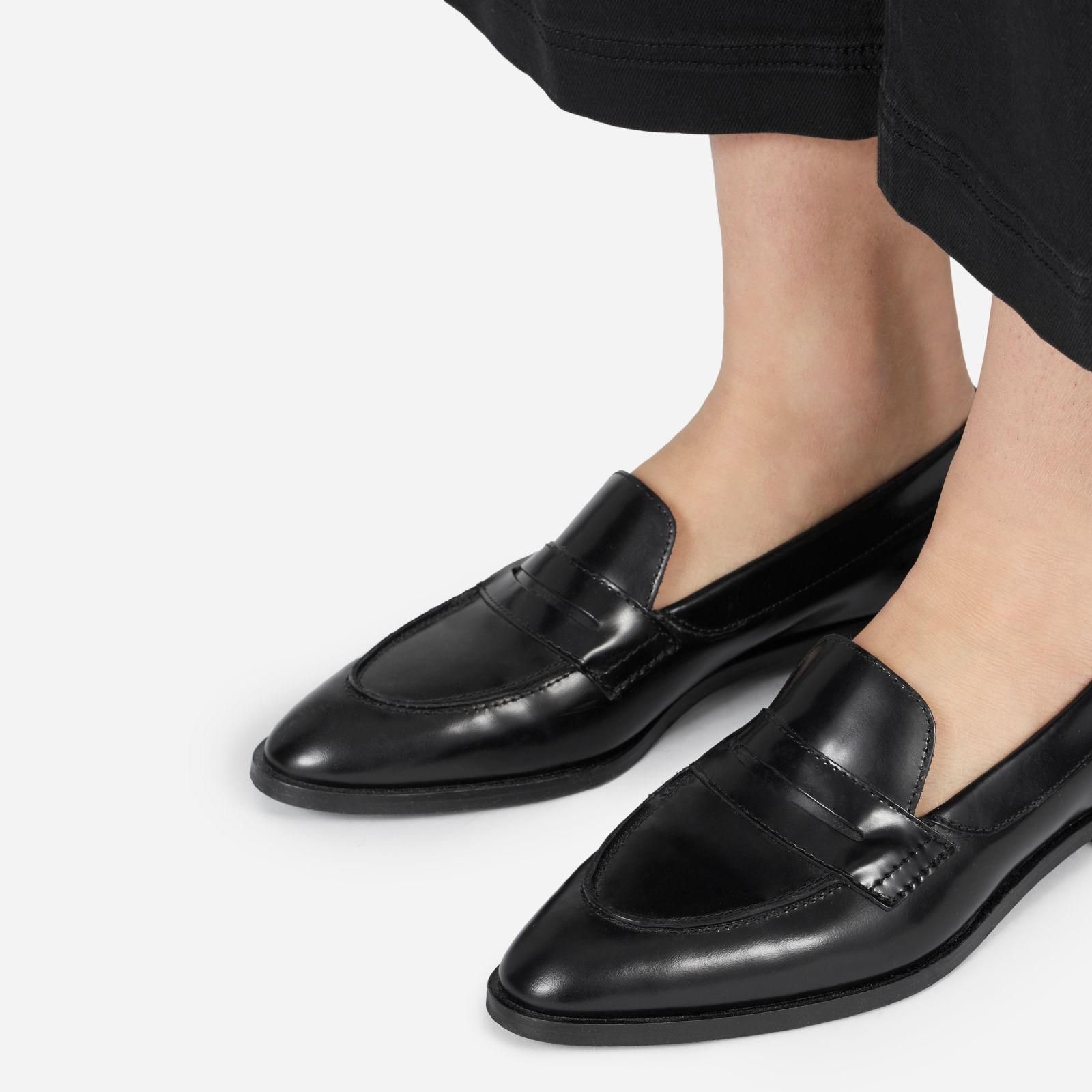 6d4258d4f07 Everlane - Black The Modern Penny Loafer - Lyst. View fullscreen