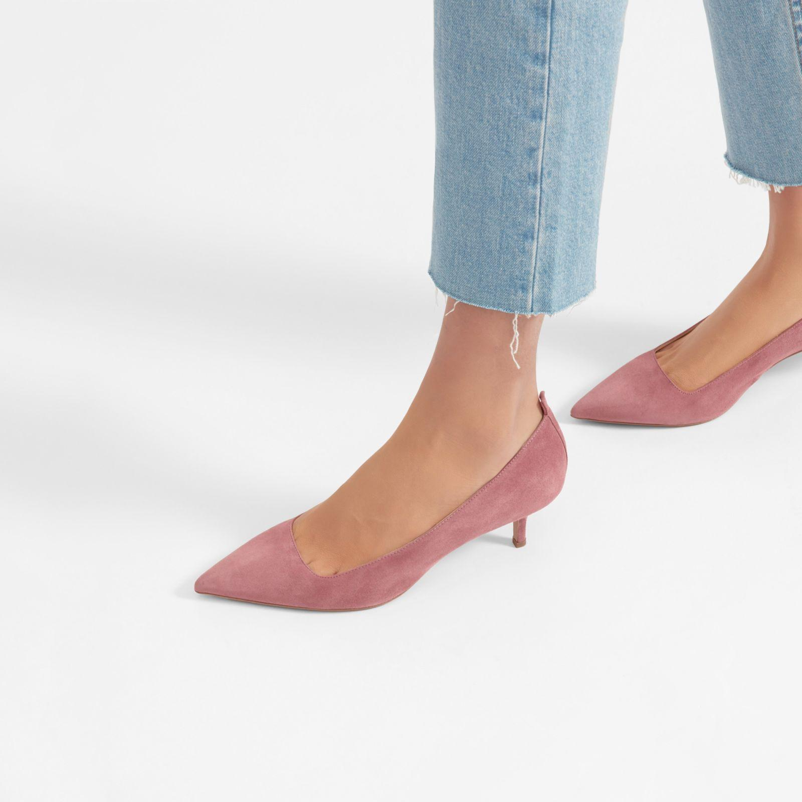 0ea6e367c8 Everlane - Multicolor The Editor Heel - Lyst. View fullscreen