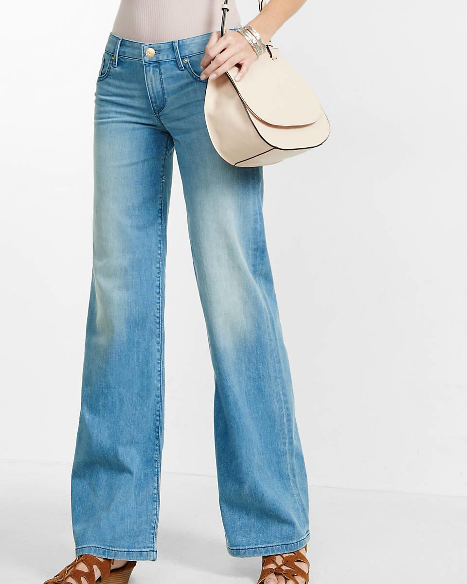 Как джинсы сделать светлее